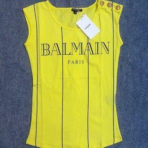 balmain women tshirt